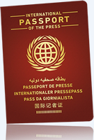 Komplettansicht: Presse Pass International